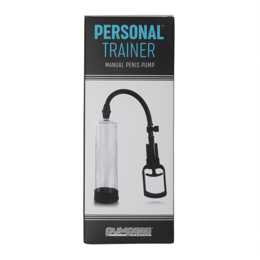 Personal Trainer Beginners Penis Pump Clear