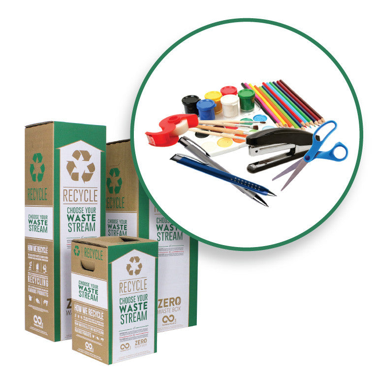 Art Supplies - Zero Waste Box™