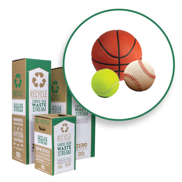 Athletic Balls - Zero Waste Box™