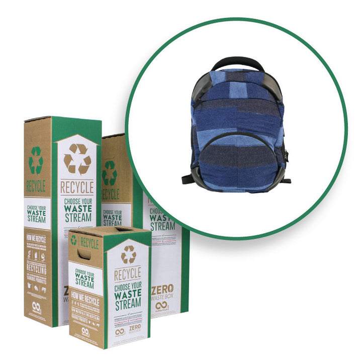 Backpacks - Zero Waste Box™