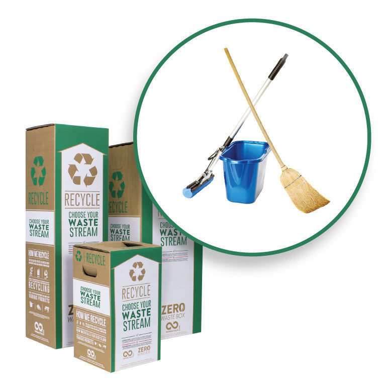 Cleaning Supplies and Accessories - Zero Waste Box™