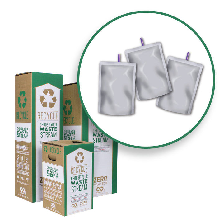 Drink Pouches - Zero Waste Box™