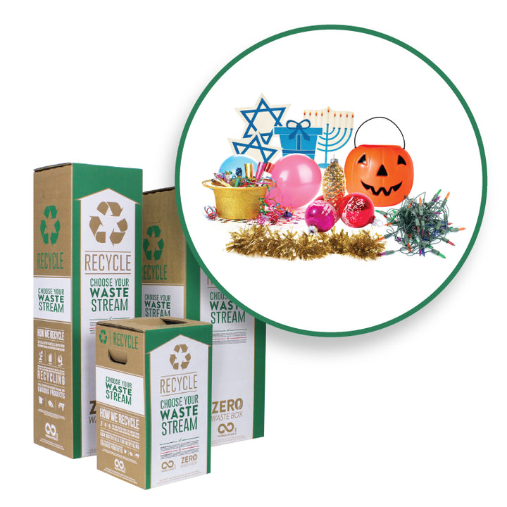 Holiday Decorations - Zero Waste Box™