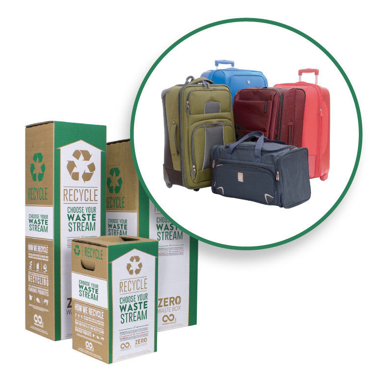 Luggage and Travel Bags - Zero Waste Box™