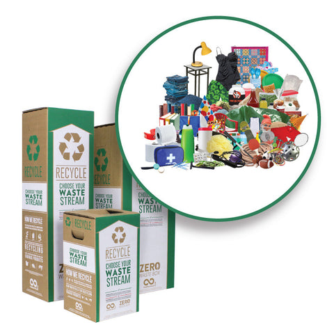 No Separation - Zero Waste Boxes