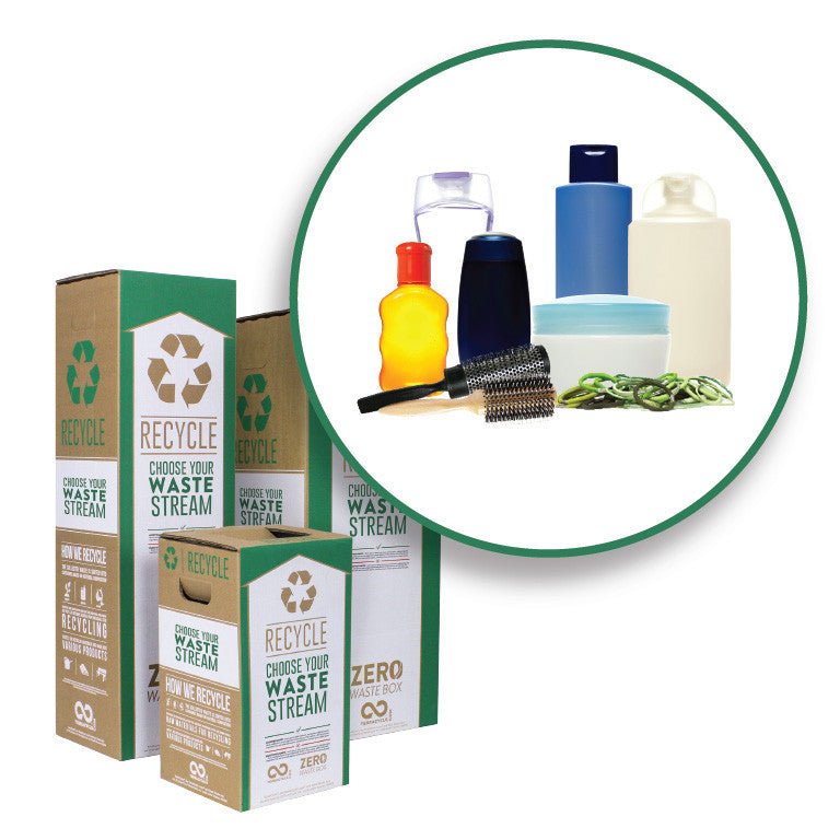 Personal Care Accessories - Zero Waste Boxes