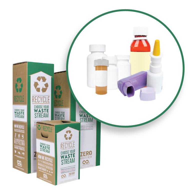 Prescription Drug Packaging - Zero Waste Boxes