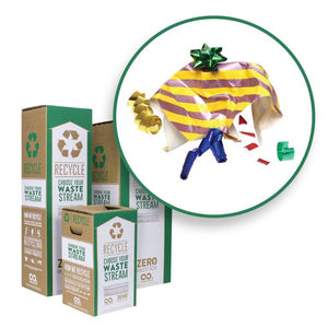 Wrapping Paper and Gift Waste - Zero Waste Box™