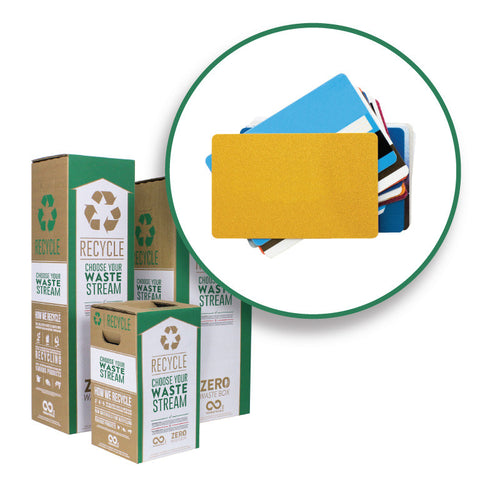 Plastic Cards - Zero Waste Box™