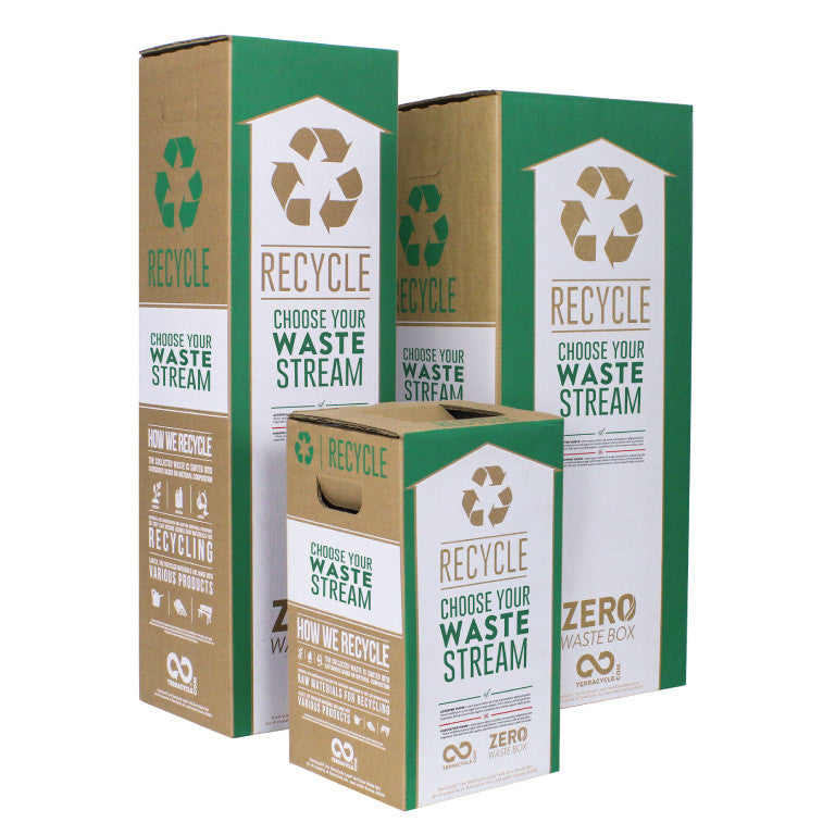 Laminated Paper Packaging - Zero Waste Box™