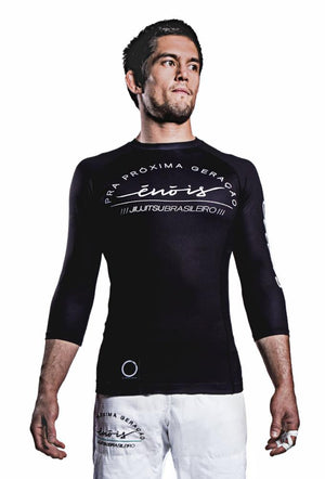 Classic 3/4 Sleeve - Ranked Compression Rashguard
