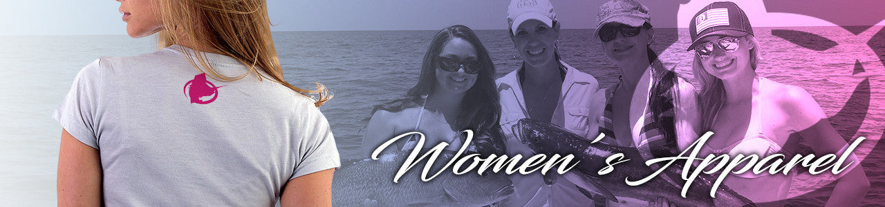 shop for womens apparel at old salt fishing