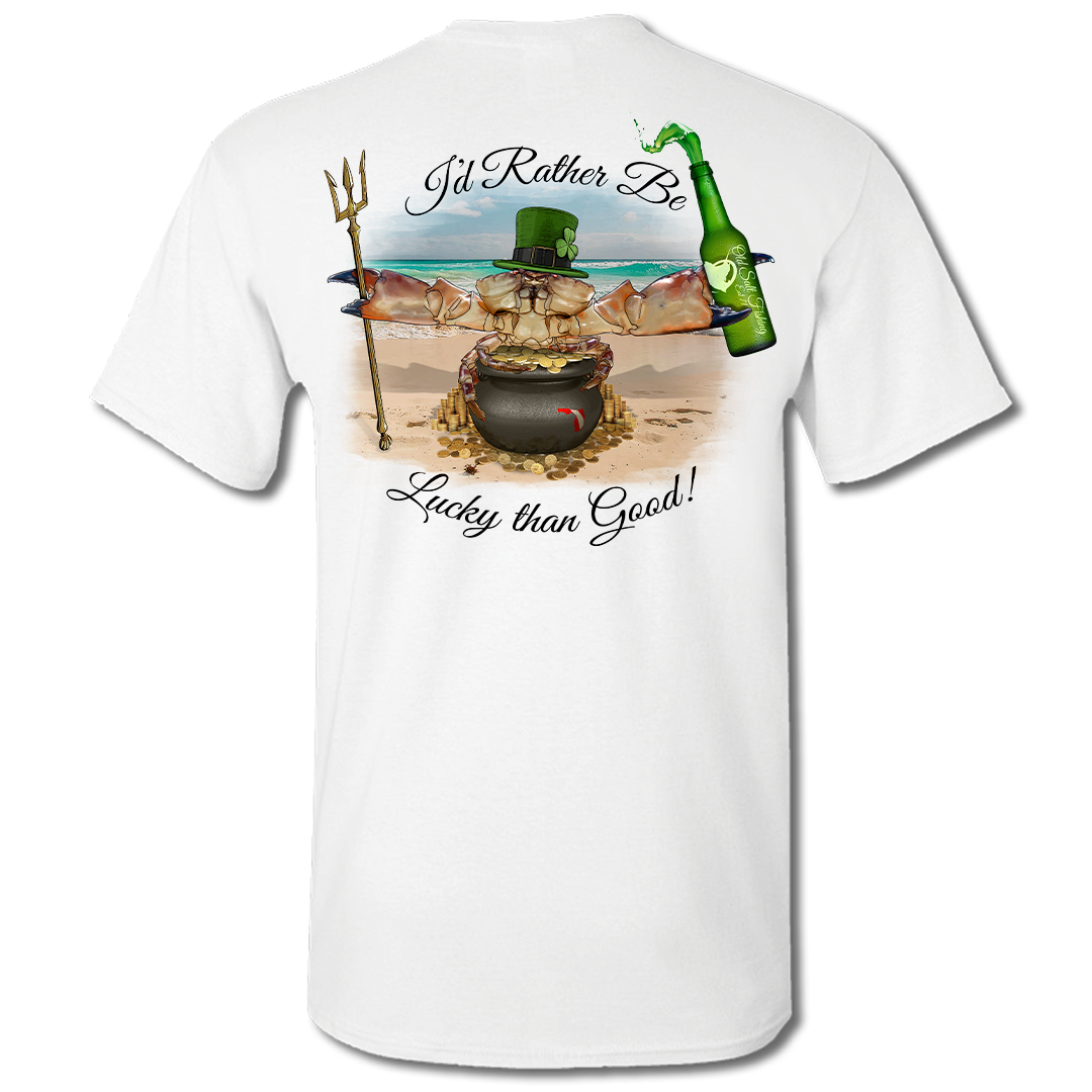 Lucky Stoner - Men's Short Sleeve Shirt