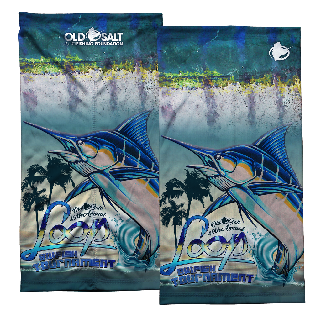 2020 Loop Billfish Tournament Face Shield