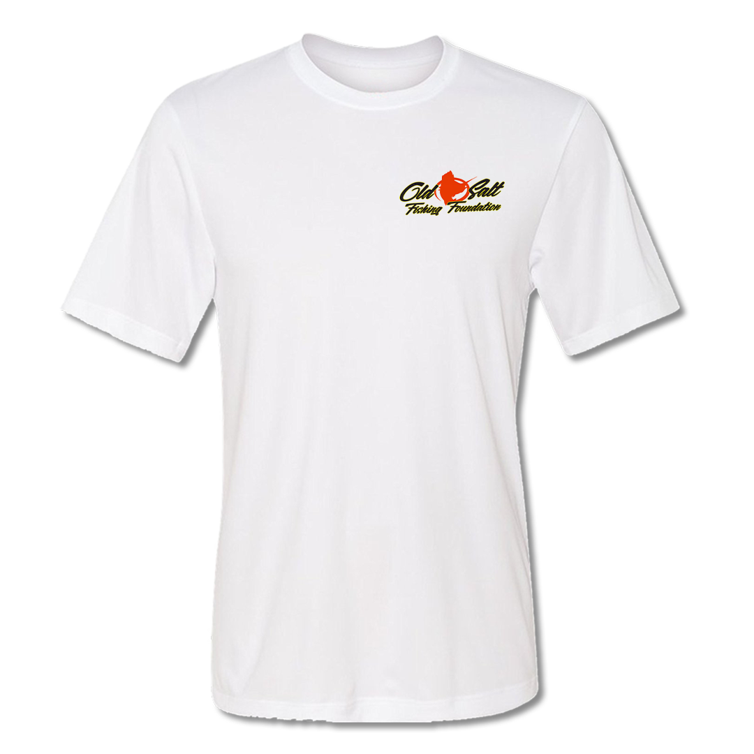 Peacock Bass Short Sleeve Performance Shirt