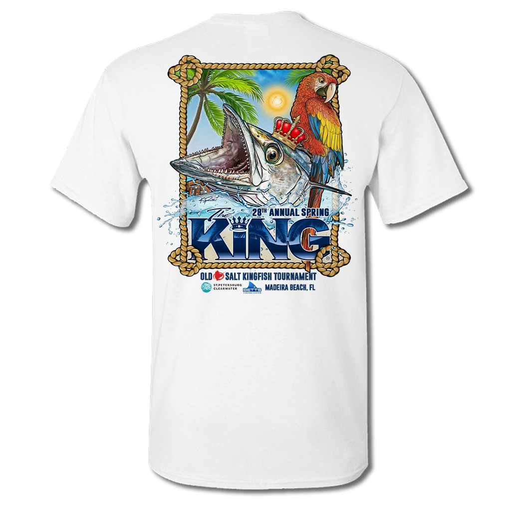 The KING - Spring 2021 - Men's Short Sleeve Performance Shirt