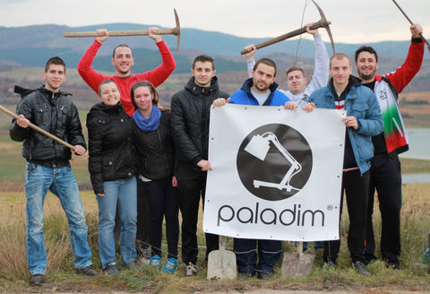 Paladim Foundation Appreciate Nature