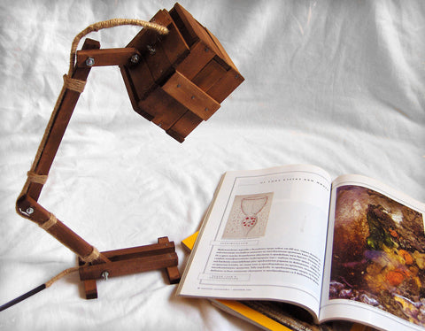 Kran desk lamp - 2012