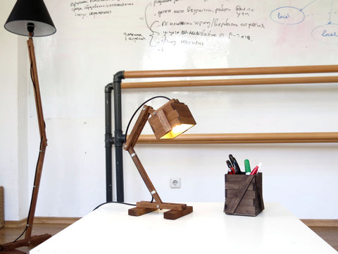 Kran desk lamp - 2014