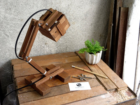 Kran desk lamp - 2015