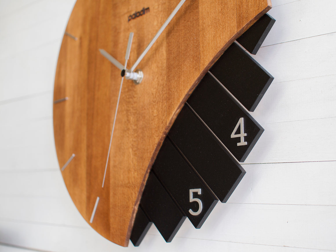 CHAST 2 component wall clock