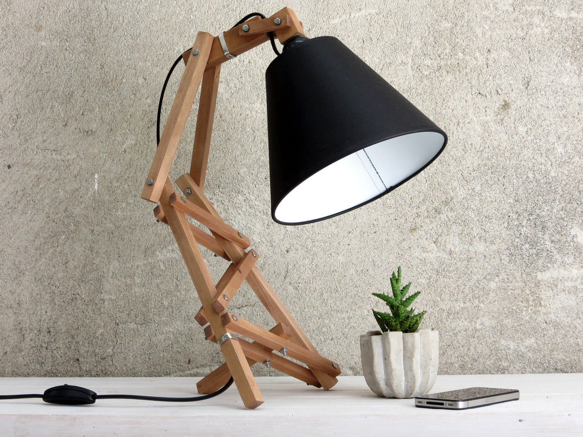 """Ferm I"" table lamp - Paladim Handmade"