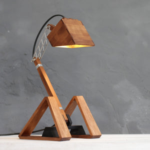 TANK adjustable desk lamp