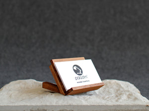 VIZITAK-II business card holder