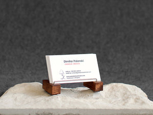 VIZITAK business card holder
