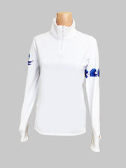 NEW - WAVE Quarter Zip - white