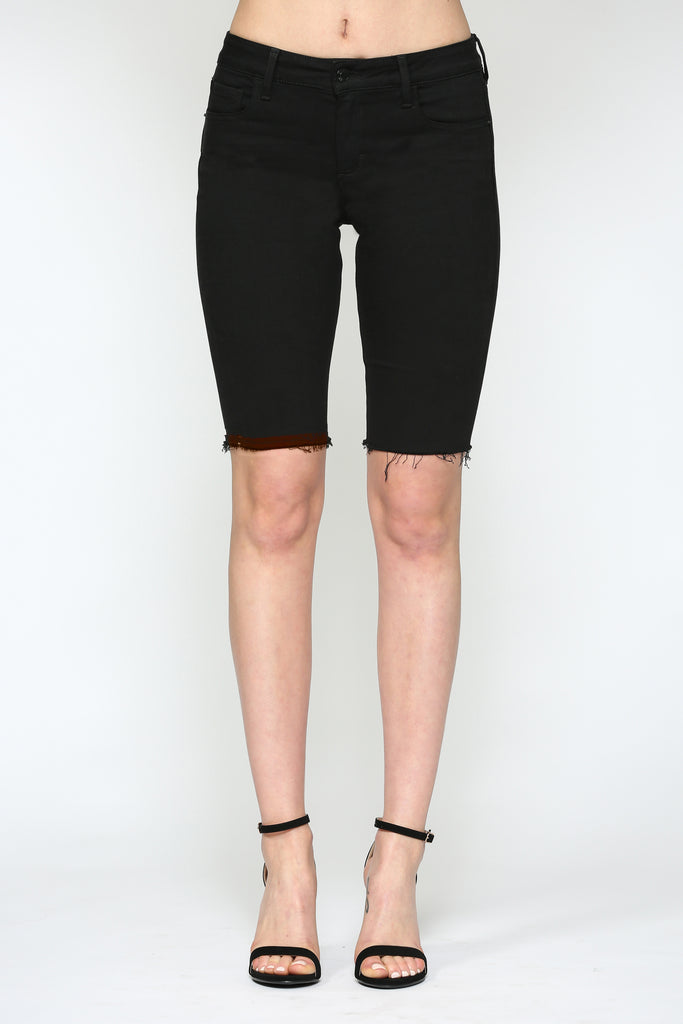 MARLIN <p/> BLACK CYCLE SHORTS