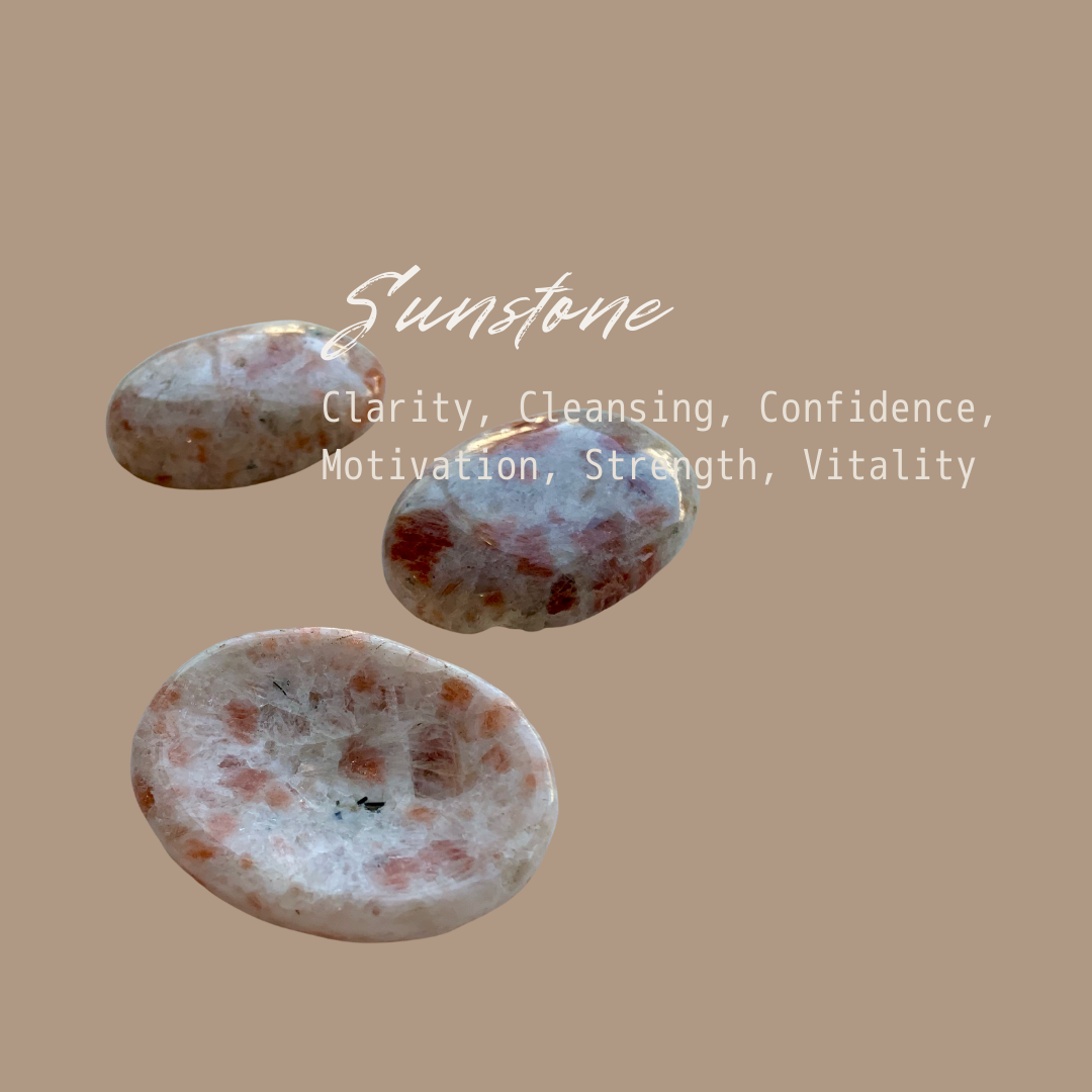Sunstone Crystal of the week