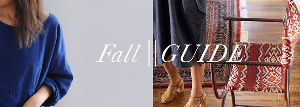 Fall essentials for your closet