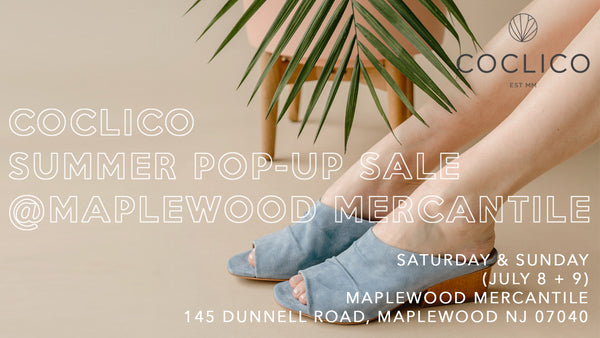 COCLICO SUMMER POP-UP