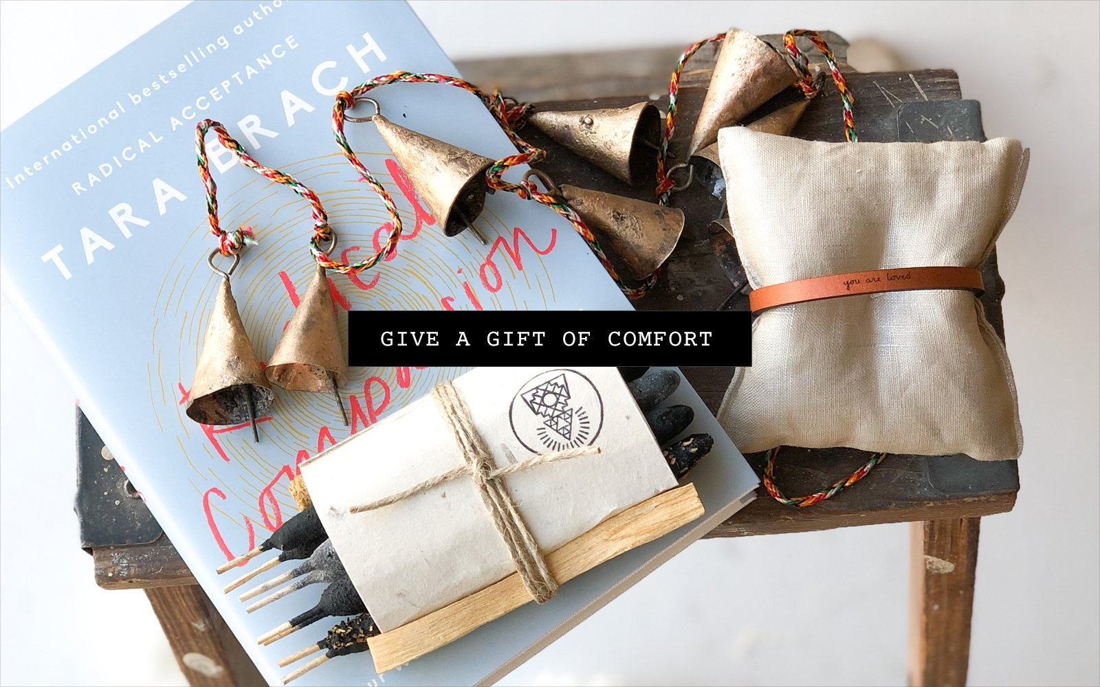 give a gift of comfort