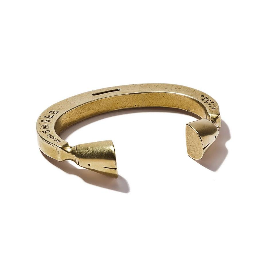 Giles & Brother Pied de Biche Cuff