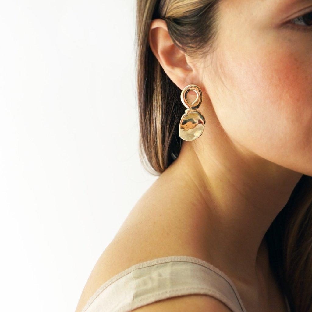 ODETTE NEW YORK BASSIN EARRINGS