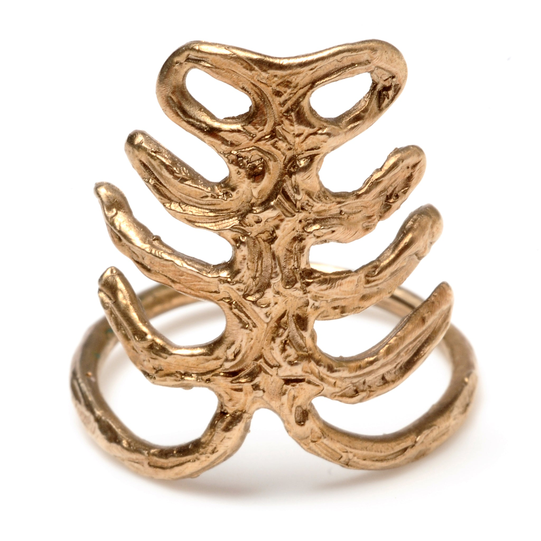 Odette New York Rib Ring
