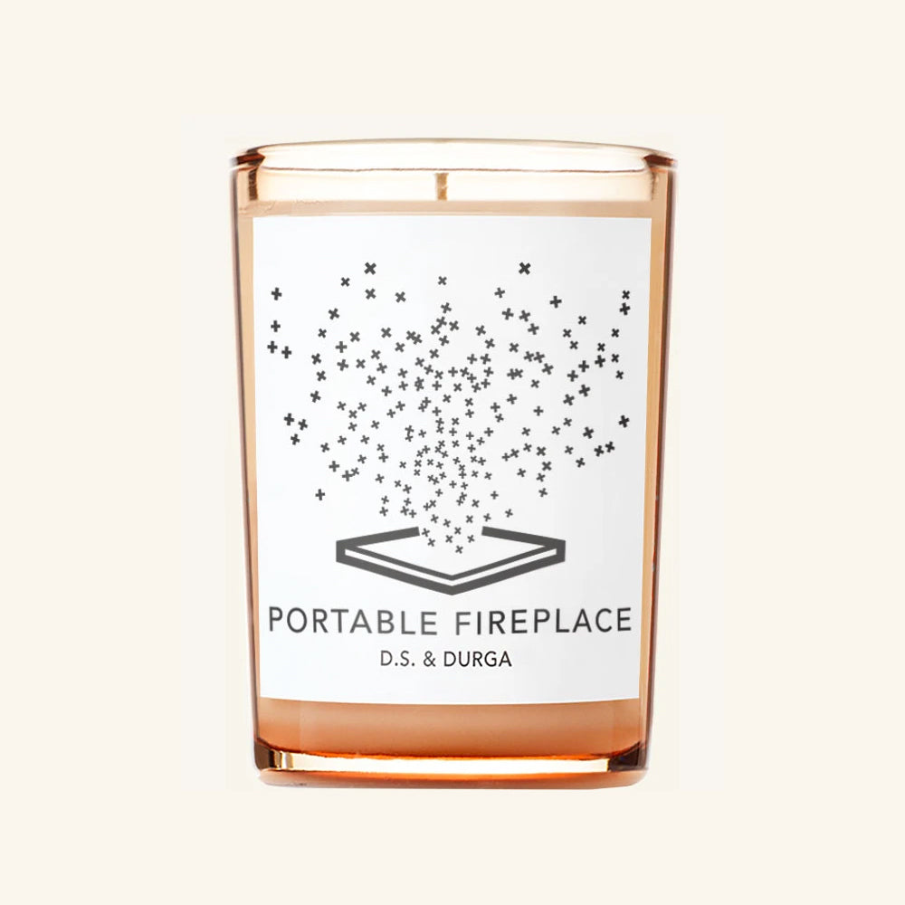 D.S. & Durga - Portable Fireplace Candle