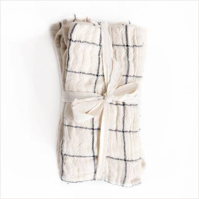 HYGGE NAPKIN SET - NATURAL