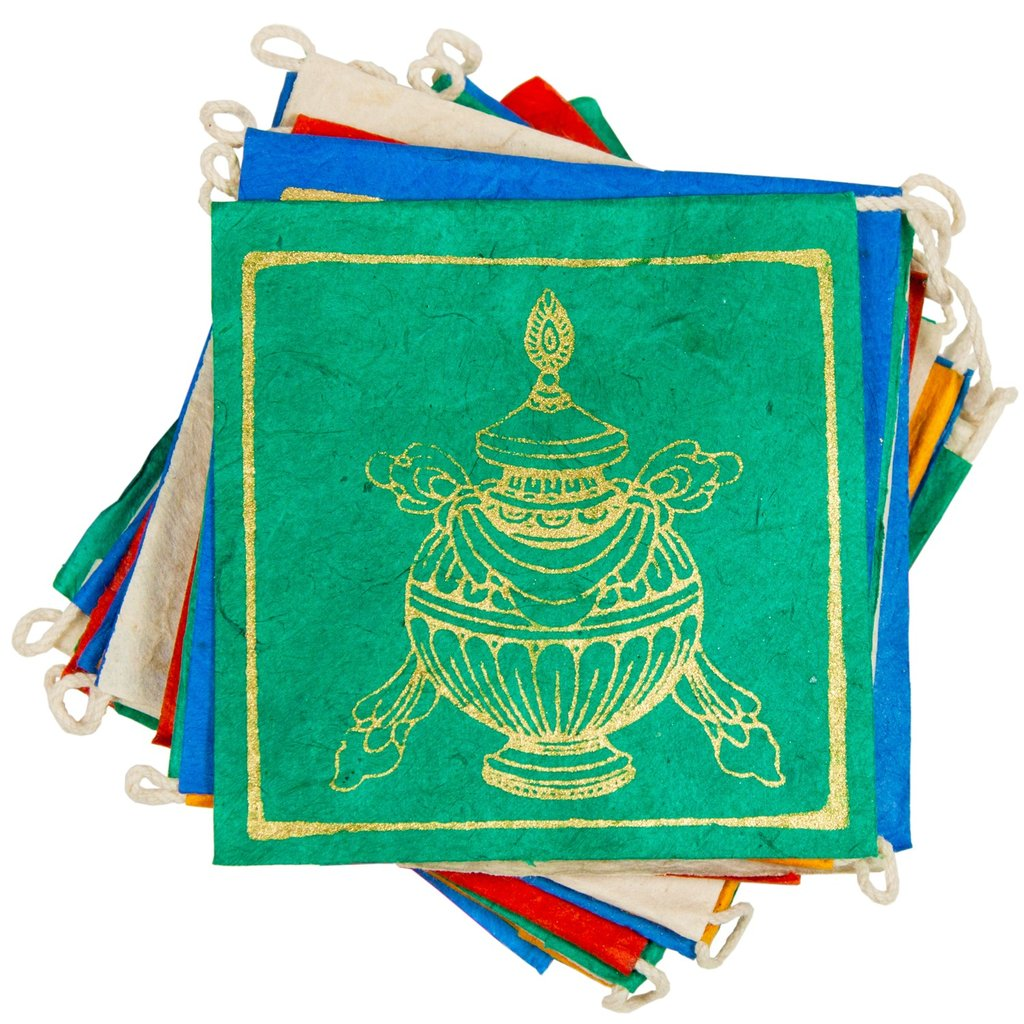 Lokta Paper Lucky Prayer Flags