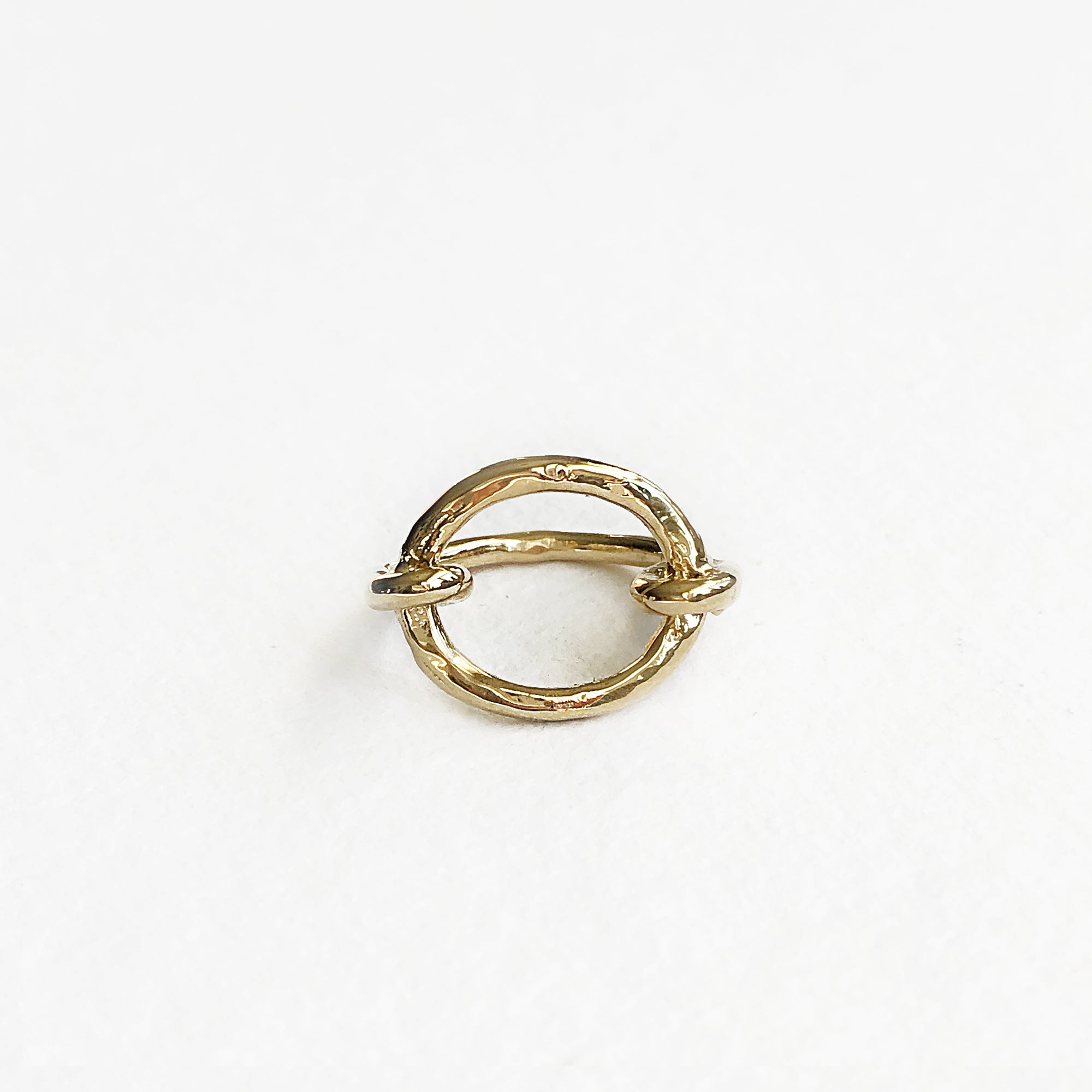 Melissa De La Fuente Friendship Ring