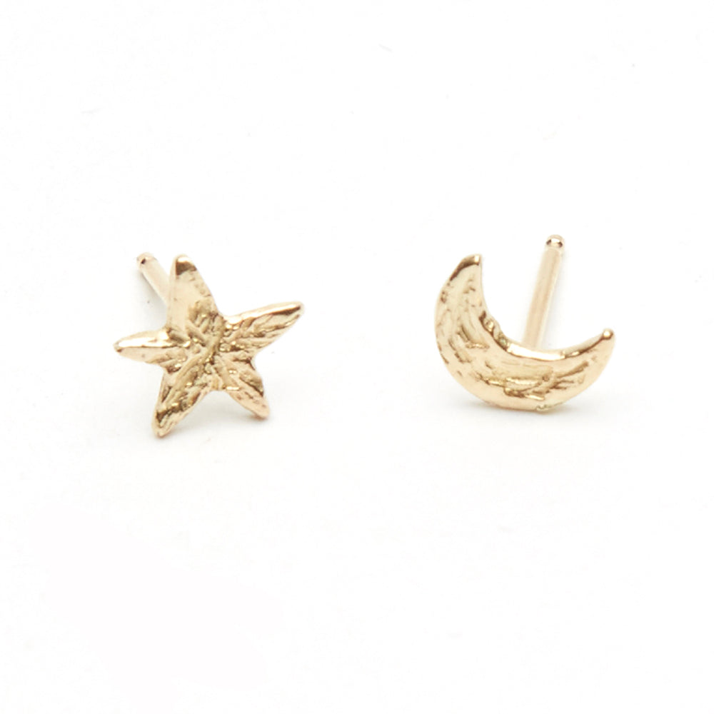 Odette New York 14k Star Stud