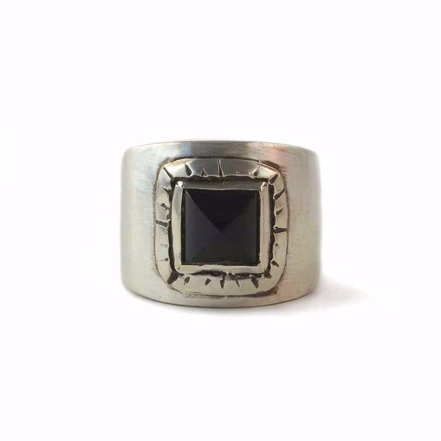 Arcos Notos Ring Sterling Silver