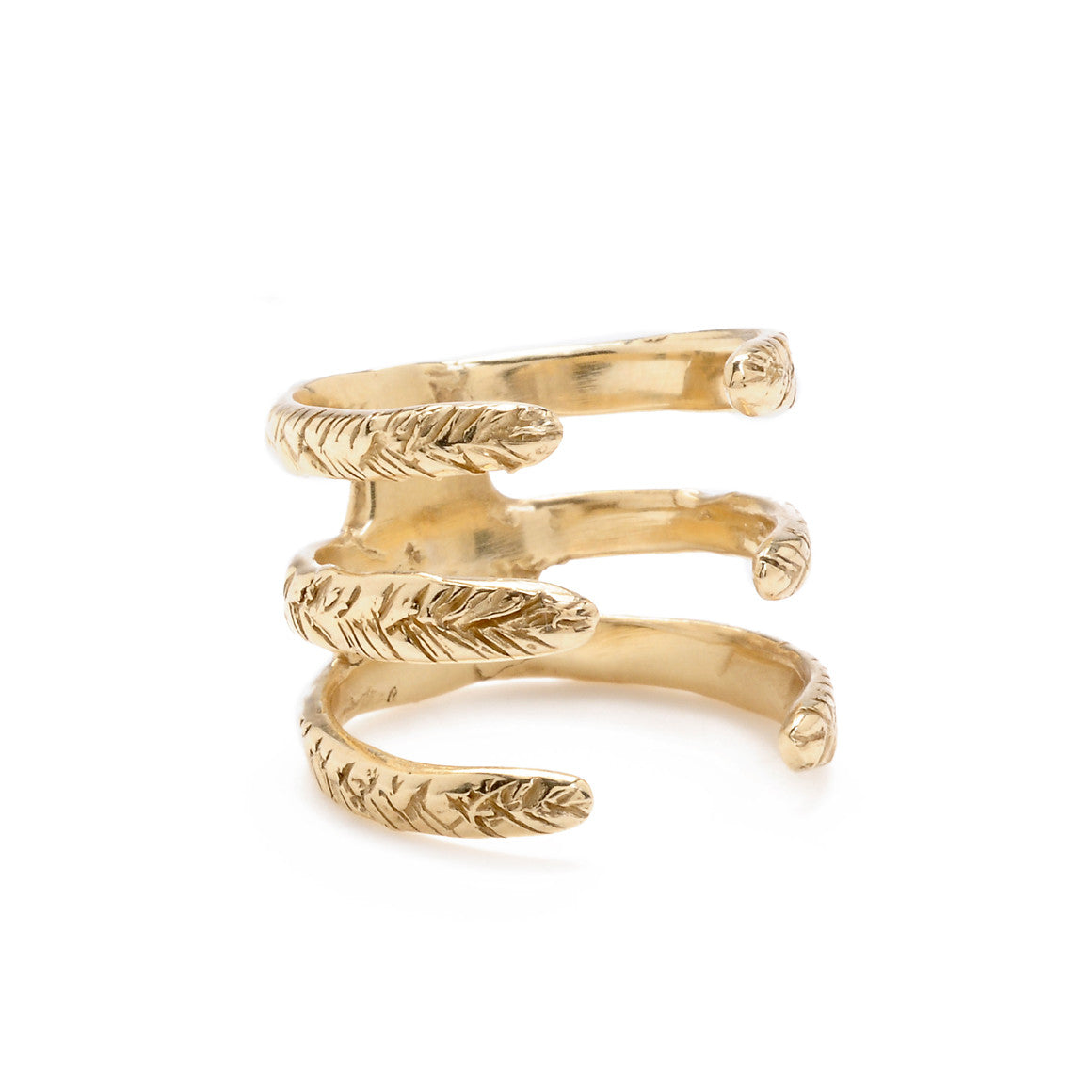 Odette New York Ceres Cuff Ring