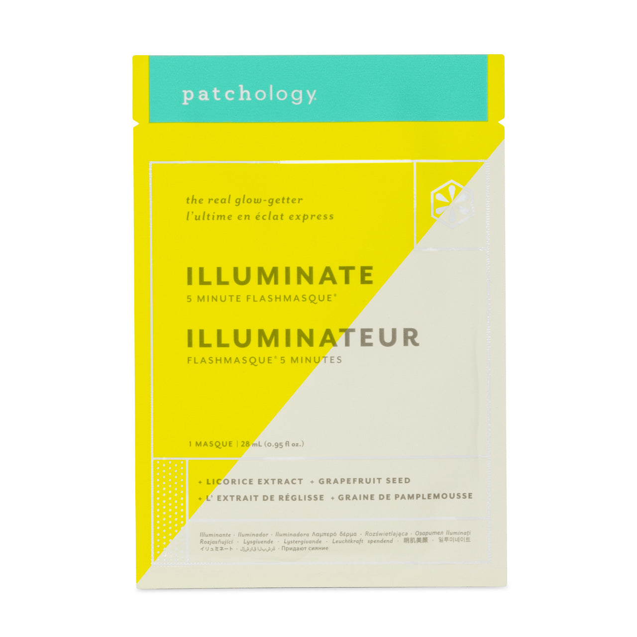 Patchology FlashMasque Illuminate