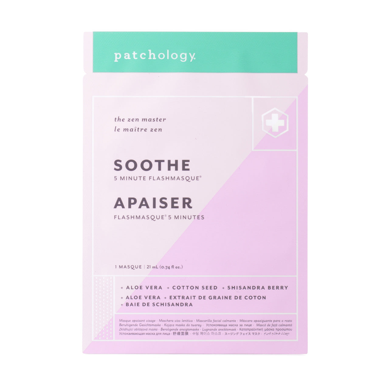 Patchology FlashMasque Soothe Single