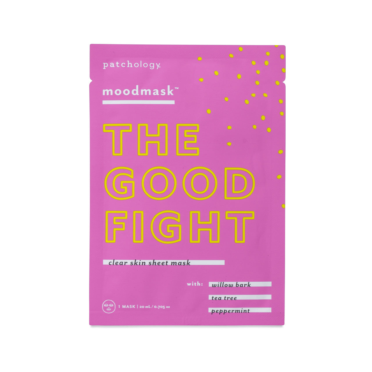 Patchology Moodmask™ The Good Fight