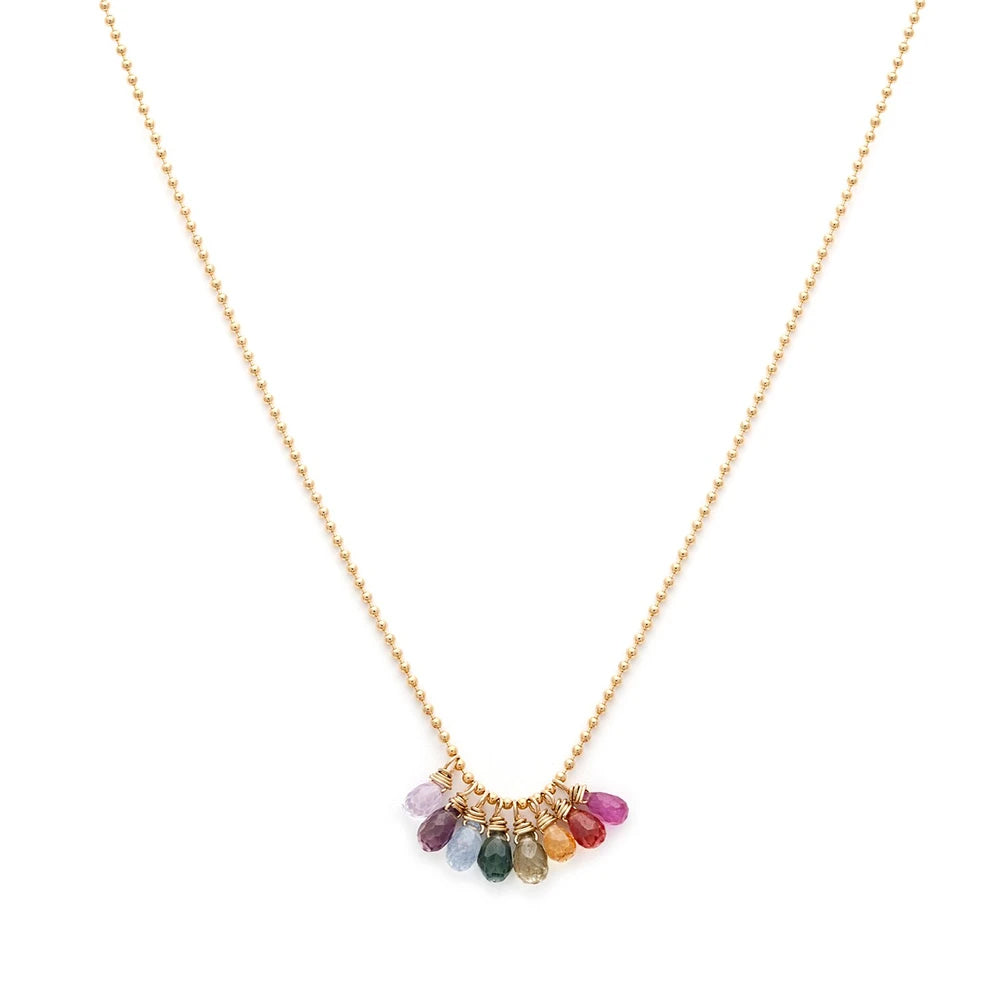 Leah Alexandra Spectrum Necklace