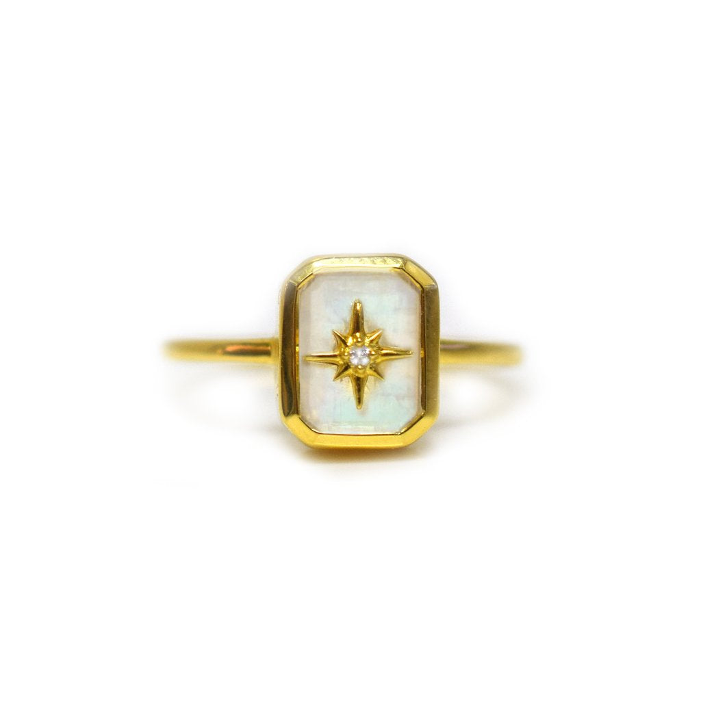 LA KAISER WISH UPON A STAR RING